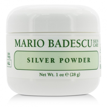 Silver Powder - For All Skin Types