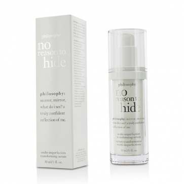 No Reason To Hide Multi-imperfection Transforming Serum