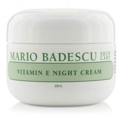 Vitamin E Night Cream - For Dry/ Sensitive Skin Types