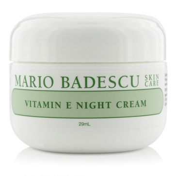Vitamin E Night Cream - For Dry/ Sensitive Skin Types