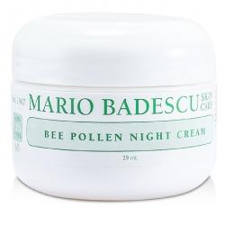 Bee Pollen Night Cream - For Combination/ Dry/ Sensitive Skin Types