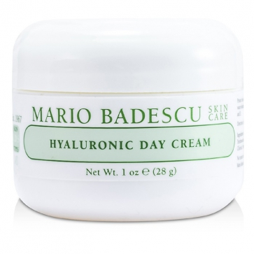 Hyaluronic Day Cream - For Combination/ Dry/ Sensitive Skin Types