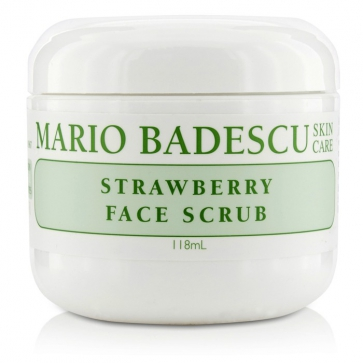 Strawberry Face Scrub - For All Skin Types
