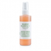 Facial Spray with Aloe, Herbs & Rosewater - For All Skin Types