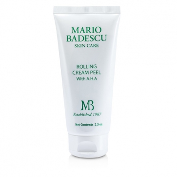 Rolling Cream Peel With AHA - For All Skin Types