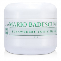 Strawberry Tonic Mask - For Combination/ Oily/ Sensitive Skin Types