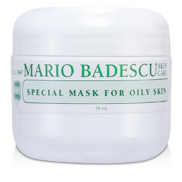 Special Mask For Oily Skin - For Combination/ Oily/ Sensitive Skin Types
