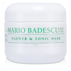 Flower & Tonic Mask - For Combination/ Oily/ Sensitive Skin Types