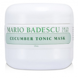 Cucumber Tonic Mask  - For Combination/ Oily/ Sensitive Skin Types