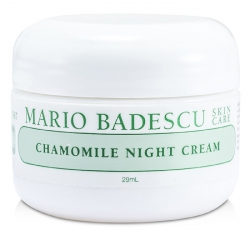 Chamomile Night Cream - For Combination/ Dry/ Sensitive Skin Types