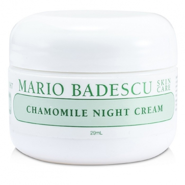 Chamomile Night Cream - For Combination/ Dry/ Sensitive Skin Types