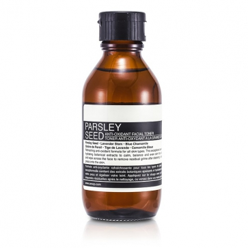 Parsley Seed Anti Oxidant Facial Toner