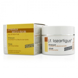 Mask with Shea Butter - Paraben Free (For Dry & Thick Hair)