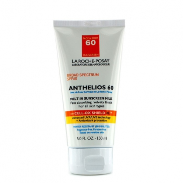 Anthelios 60 Melt-In Sunscreen Milk (For Face & Body)
