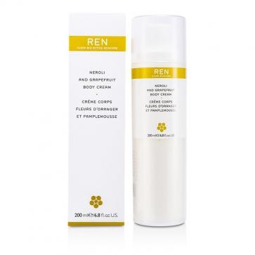 Neroli & Grapefruit Body Cream