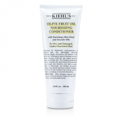 Olive Fruit Oil Nourishing Conditioner (For Dry and Damaged, Under-Nourished Hair)