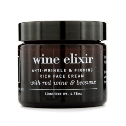 Wine Elixir Anti-Wrinkle & Firming Rich Face Cream