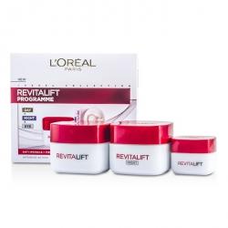 Revital Lift Набор: Дневной Крем + Крем для Век + Ночной Крем
