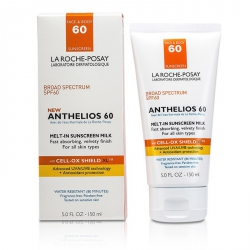 Anthelios 60 Melt-In Sunscreen Milk (For Face & Body) (Box Slightly Damaged)