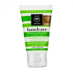 Moisturizing Hand Cream with Aloe & Honey