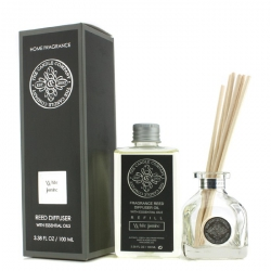 Reed Diffuser with Essential Oils - White Jasmine