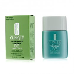 Anti-Blemish Solutions BB Cream SPF 40 - Medium Deep (Combination Oily to Oily)