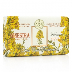 Dei Colli Fiorentini Triple Milled Vegetal Soap - Broom