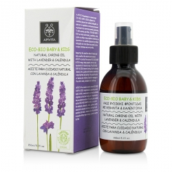 Eco-Bio Baby & Kids Natural Caring Oil With Lavender & Calendula