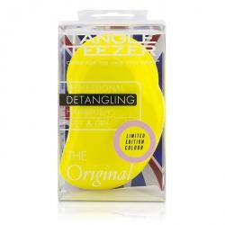 The Original Detangling Hair Brush - # Lemon Sherbet (For Wet & Dry Hair)