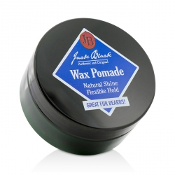 Wax Pomade (Natural Shine, Flexible Hold)