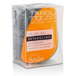 Compact Styler On-The-Go Detangling Hair Brush - # Orange Flare