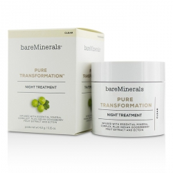 Pure Transformation Night Treatment - Clear