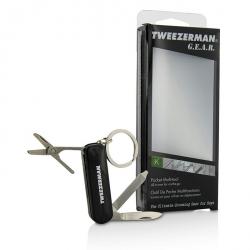 G.E.A.R. Карманный Инструмент (Складные Щипчики для Ногтей, Пилочка, Ножницы для Волос в Носу, Карманный Нож)