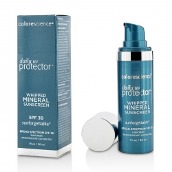 Daily UV Protector Whipped Mineral Sunscreen SPF 30
