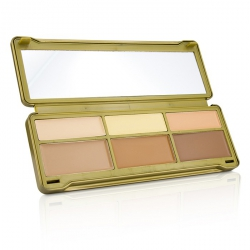 Creme Contouring Palette (3x Contouring Powder, 3x Highlighting Powder)