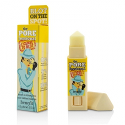 The Porefessional License To Blot Instant Oil Blotting Stick