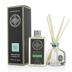 Reed Diffuser with Essential Oils - Green Seas