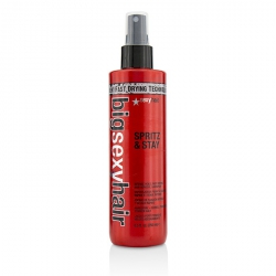 Big Sexy Hair Spritz & Stay Intense Hold, Fast Drying, Non-Aerosol Hairspray
