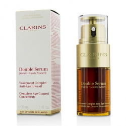 Double Serum (Hydric + Lipidic System) Complete Age Control Concentrate