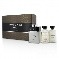 Man Extreme Coffret: Eau De Toilette Spray 60ml/2oz + After Shave Balm 40ml/1.35oz + Shower Gel 40ml/1.35oz