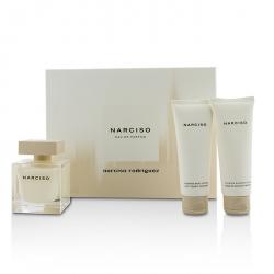 Narciso Coffret: Eau De Parfum Spray 90ml/3oz + Body Lotion 75ml/2.5oz + Shower Cream 75ml/2.5oz