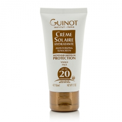 Creme Solaire Hydratante Moisturizing Sunscreen For Face SPF20
