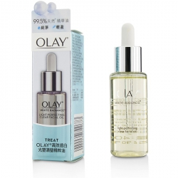 White Radiance Light-Perfecting Clear Facial Oil