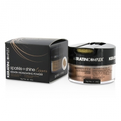 Fashion Therapy Sparkle + Shine Keratin Highlighting Powder - # Copper