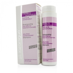 Ultra-Shine Orchid-Scented Shampoo - Paraben Free (Normal & Combination)