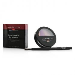 Dream Creams Lip Palette With Retractable Lip Brush