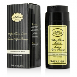 After Shave Lotion - Unscented (For Normal to Oily Skin)