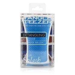 Aqua Splash Detangling Shower Brush - # Blue Lagoon (For Wet Hair)