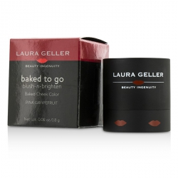 Baked To Go Blush N Brighten Baked Cheek Color