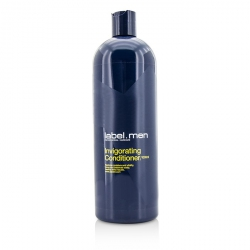 Men's Invigorating Conditioner (Restores Moisture and Vitality, Tones and Balances Scalp, Healthy Shiny Results)